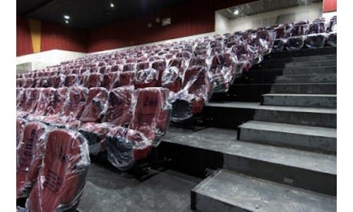 Geofoam use in stadium seating