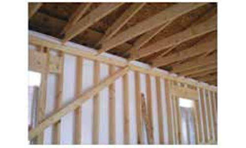 application of Poly Shield XR insulation